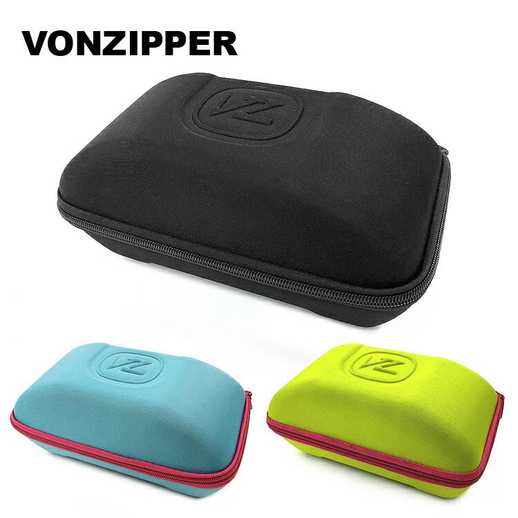 ボンジッパー ゴーグルケース VON ZIPPER CASE 送料0円 新商品 GMSNTCAS 全3カラー HARDCASTLE