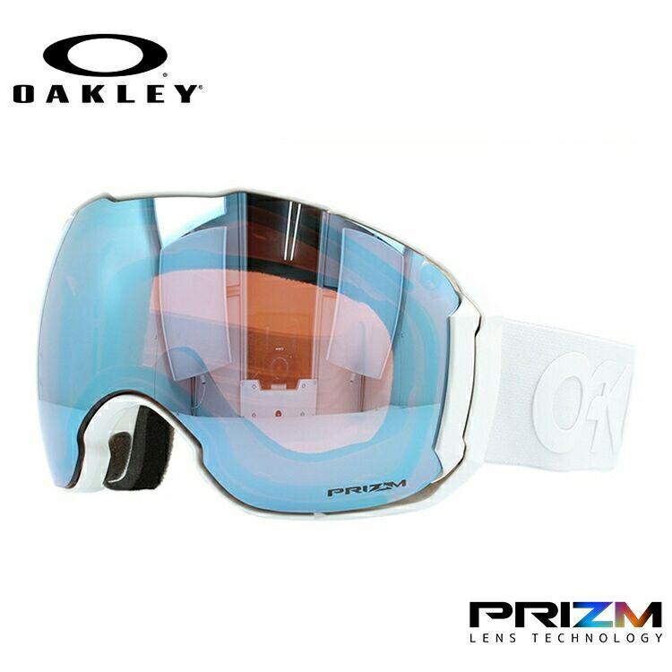 オークリー ゴーグル OAKLEY OO7071-10 AIRBRAKE XL エアブレイクXL レギュラーフィット プリズム ミラー 球面ダブルレンズ メンズ レディース 曇り止め ウィンタースポーツ スノーボード スキー スノーゴーグル