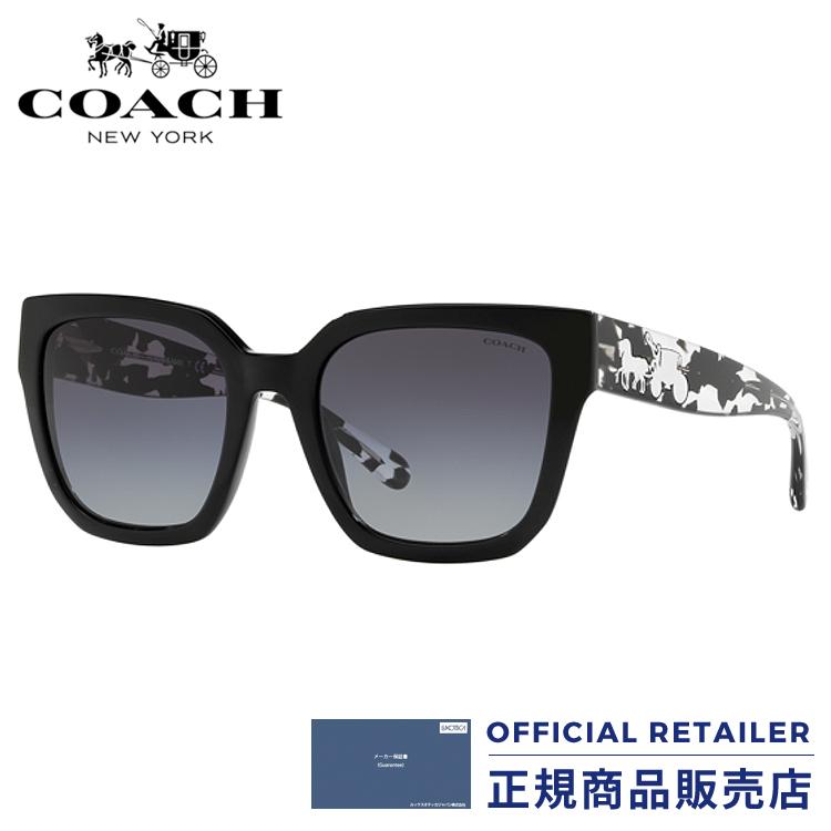 コーチ サングラス HC8249 50028G 53サイズ COACH HC8249-50028G 53サイズ レディース メンズ