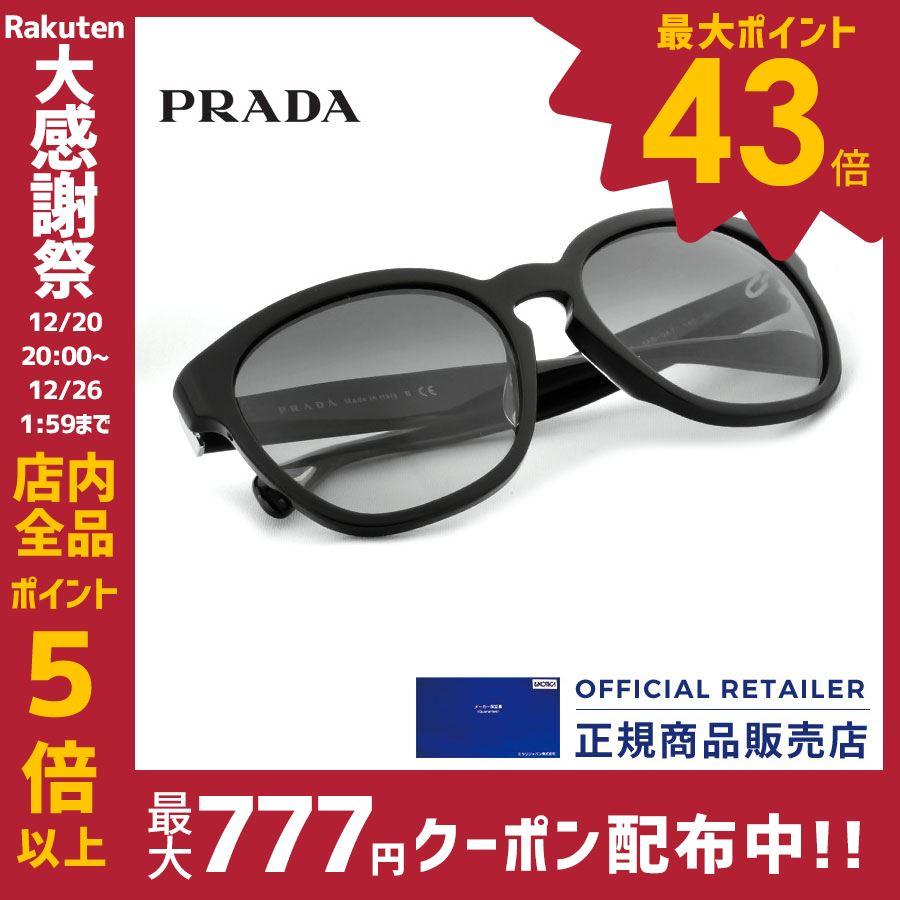 プラダ サングラス PRADA PR17RSF 1AB0A7 レディース メンズ【A】