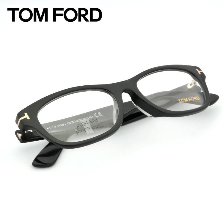 トムフォード メガネ フレーム アジアンフィッティングFT5425F 001 53サイズTOM FORD FT5425F-001 53サイズ 眼鏡 めがね レディース メンズ 【並行輸入品】