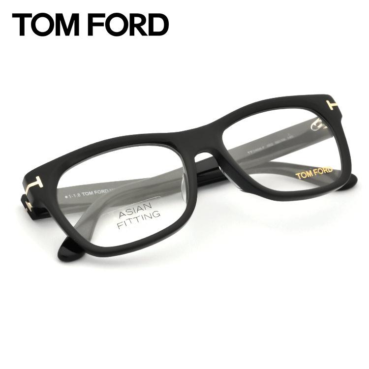 【ランキング1位】トムフォード メガネ フレーム アジアンフィットFT5468F 002 55サイズTOM FORD FT5468F-002 55サイズ 眼鏡 めがね レディース メンズ 【並行輸入品】【A】