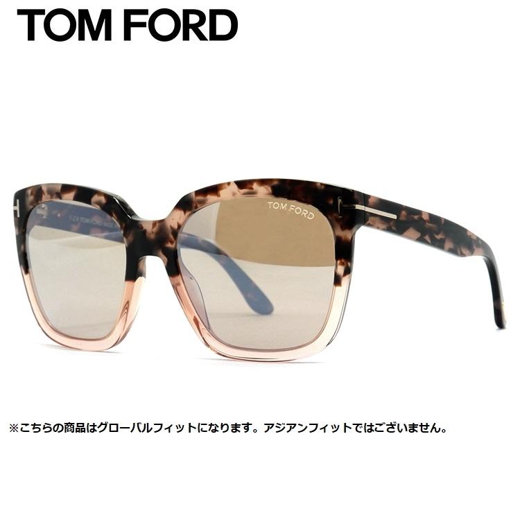トムフォード サングラス FT0502 55G 55サイズ TOM FORD FT0502-55G 55サイズ グローバルフィット サングラス レディース メンズ 【並行輸入品】