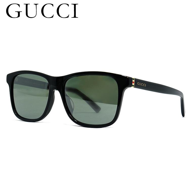 グッチ サングラス GG0451SA 001 54サイズ GUCCI GG0451SA-001 54サイズ アジアンフィット サングラス レディース メンズ 【並行輸入品】