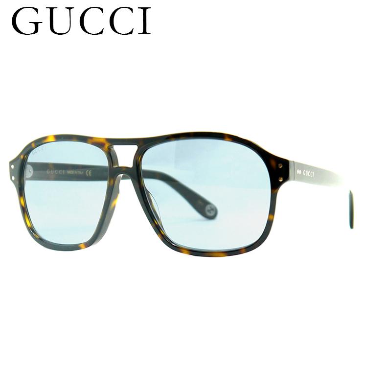 GUCCI(グッチ) サングラス GG0475S-002 58サイズ レディース メンズ