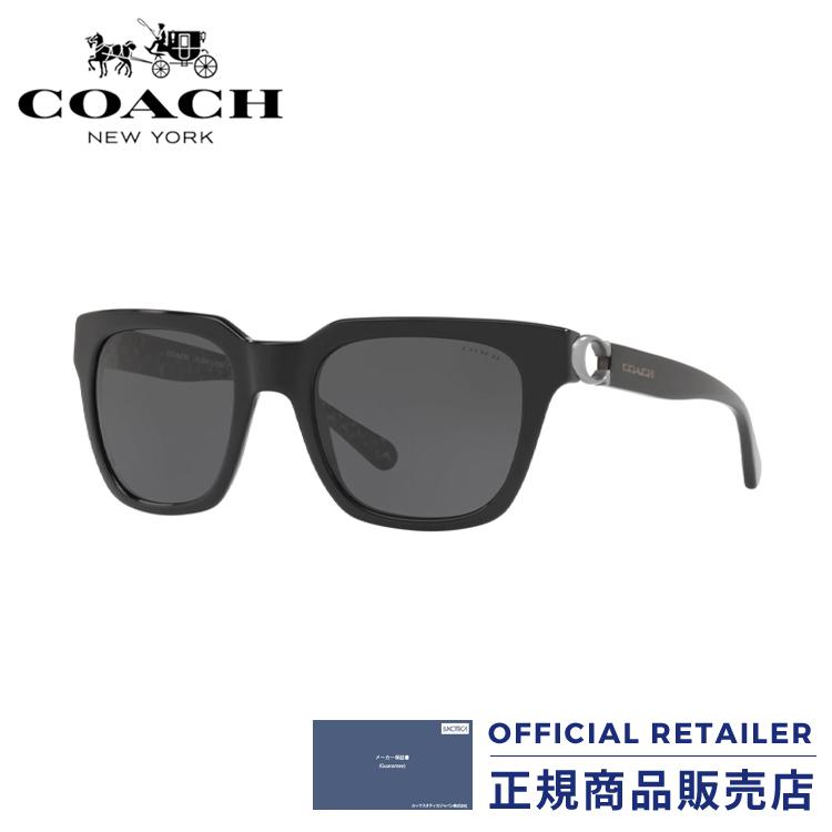 コーチ サングラス HC8240F 551087 52サイズCOACH  HC8240F-551087 52サイズサングラス レディース メンズ