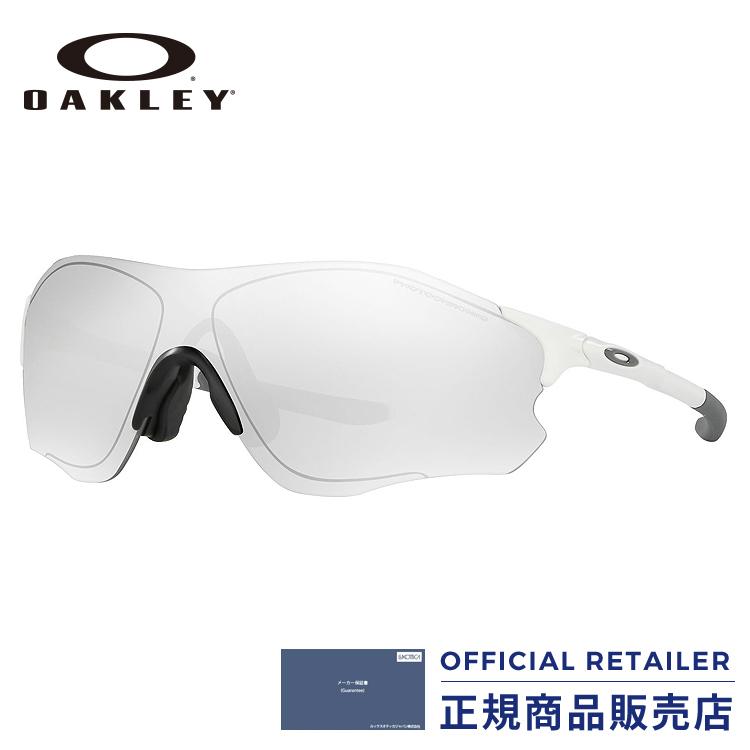 8f77b79d0d06f Oakley sunglasses sports sunglasses OAKLEY OO9313-06 (A) Asia fitting EVZERO  PATH Matte White Clear Black Iridium Photochromic Lady s men