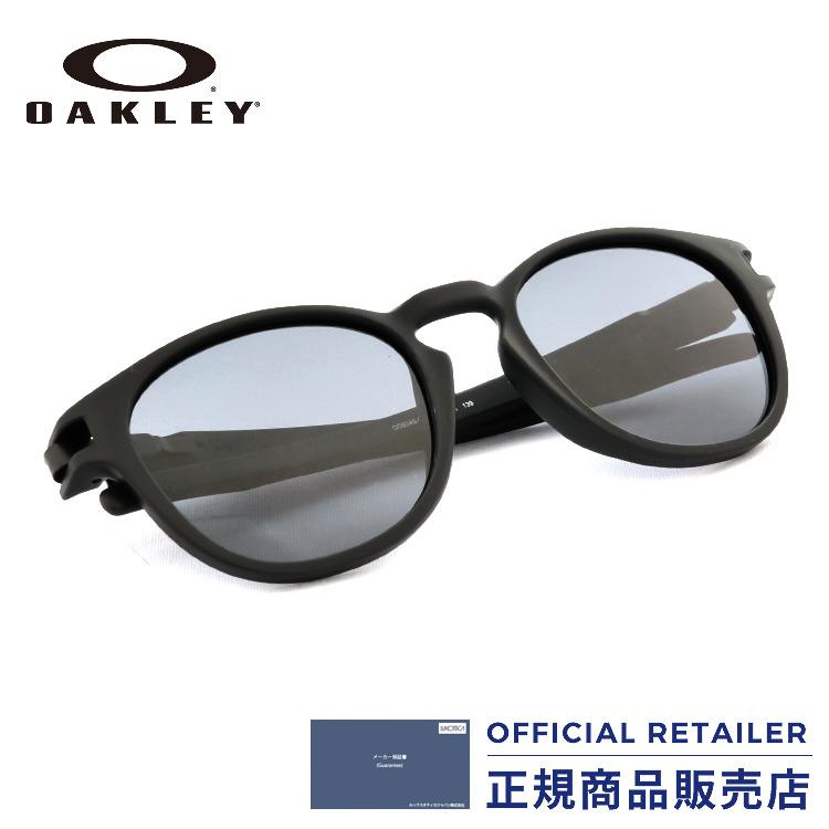【ランキング1位】オークリー サングラス スポーツサングラスOAKLEY OO9349-01LATCH ラッチ アジアフィット Asia FitMatte Black/Grey レディース メンズ【A】【max30】