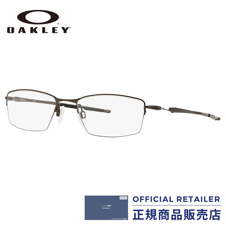 店内最大30倍ポイント&最大15%OFFクーポン発行中!オークリー メガネ フレーム リザードOX5113 02 54サイズOAKLEY OX5113-02 54サイズ LIZARD 眼鏡 伊達メガネ めがね レディース メンズ【max30】