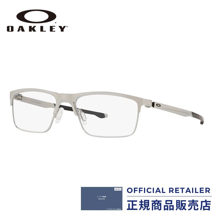 ポイント20倍以上! オークリー メガネ フレーム カートリッジ2018年NEW新作 OX5137 03 52サイズOAKLEY OX5137-03 52サイズ CARTRIDGE 眼鏡 伊達メガネ めがね レディース メンズ