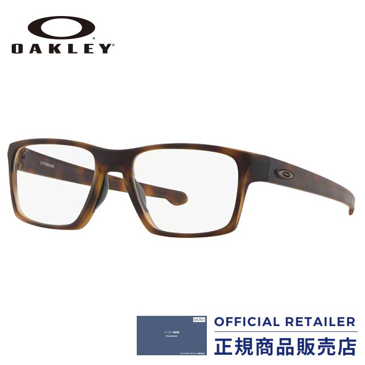 店内最大30倍ポイント&最大15%OFFクーポン発行中!オークリー メガネ フレーム ライトビームOX8140 04 53サイズ 55サイズOAKLEY LIGHTBEAM OX8140-04 53サイズ 55サイズ眼鏡 伊達メガネ めがね レディース メンズ【max30】