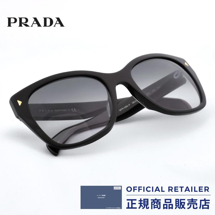 b613eff0fdfe An up to 20 times point in the shop! Prada sunglasses PRADA PR09SSF 1AB0A7  56 ...