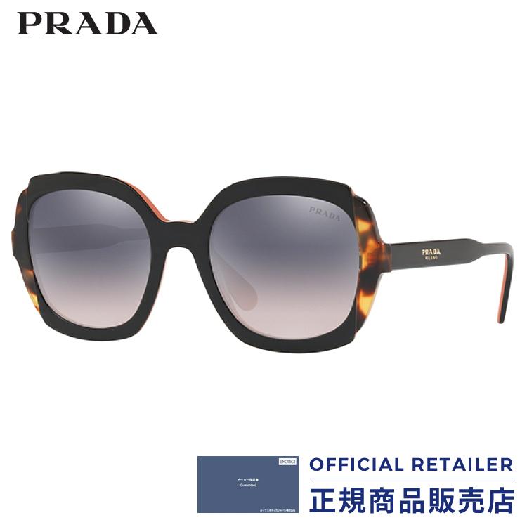 プラダ サングラス PR16USF 5ZWGR0 54サイズPRADA PR16USF-5ZWGR0 54サイズサングラス レディース メンズ