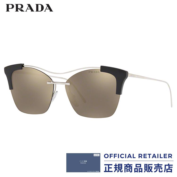 プラダ サングラス PR21US GAQ1C0 56サイズPRADA PR21US-GAQ1C0 56サイズサングラス レディース メンズ