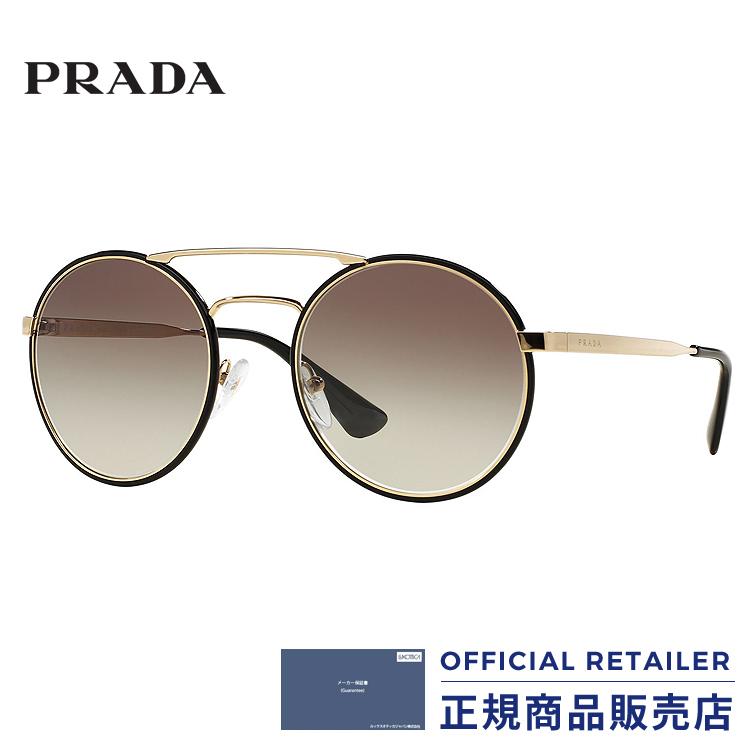 プラダ サングラス PR51SS 1AB0A7 54サイズPRADA PR51SS-1AB0A7 54サイズサングラス レディース メンズ