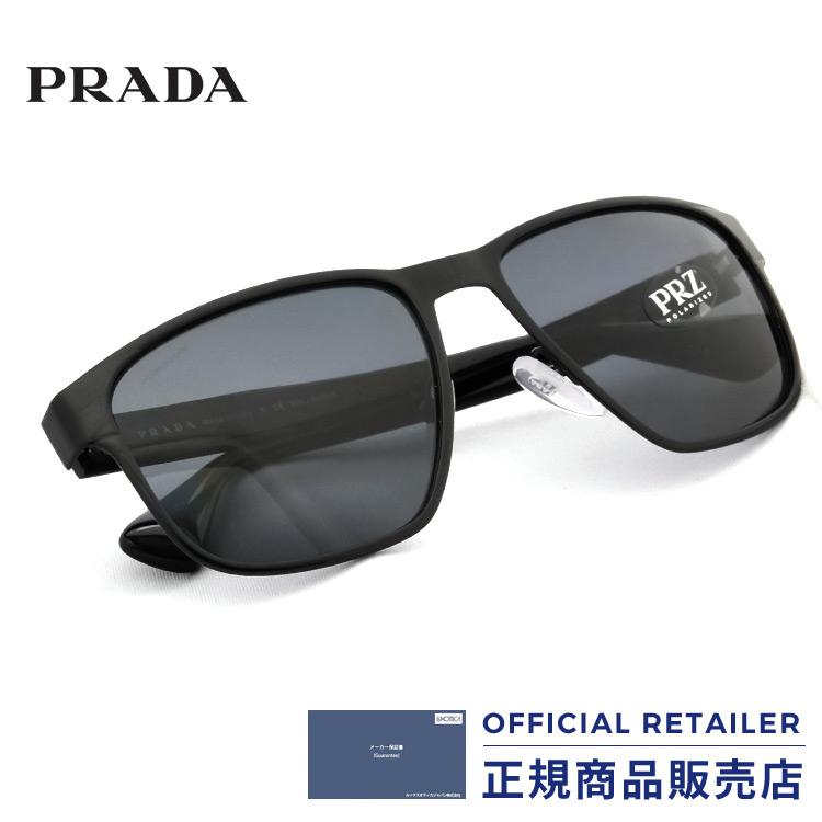 プラダ サングラス PRADA PR55SS 7AX5Z1 55サイズ レディース メンズ【A】
