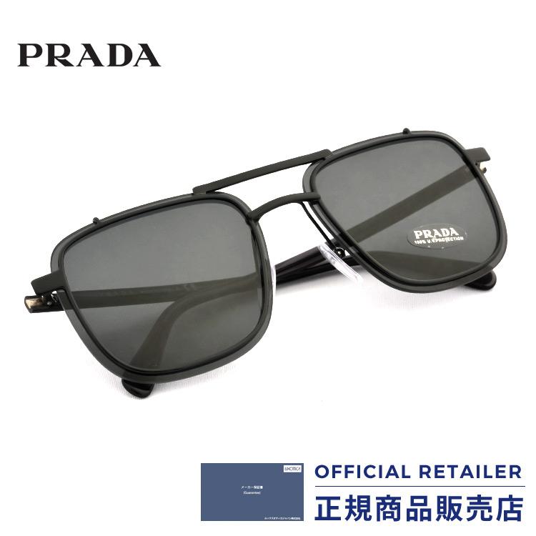 プラダ サングラス PR59US 1AB5S0 59サイズPRADA PR59US 1AB5S0 59サイズ サングラス レディース メンズ