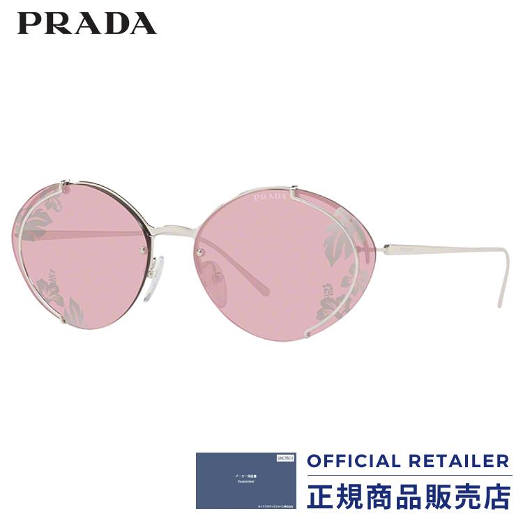 プラダ サングラス PR60US 1BC239 63サイズPRADA PR60US-1BC239 63サイズサングラス レディース メンズ