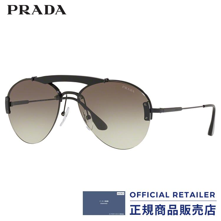 プラダ サングラス PR62US 1AB5O2 32サイズPRADA PR62US-1AB5O2 32サイズサングラス レディース メンズ