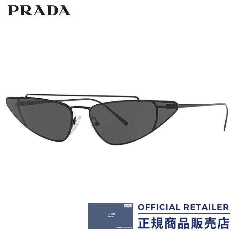 プラダ サングラス PR63US 1AB5S0 68サイズPRADA PR63US-1AB5S0 68サイズサングラス レディース メンズ
