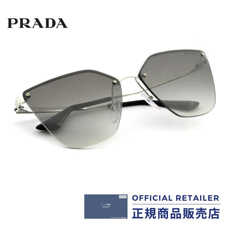 プラダ サングラス PR68TS 1BC5O0 63サイズPRADA PR68TS 1BC5O0 63サイズ サングラス レディース メンズ
