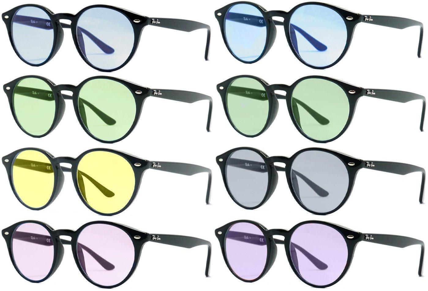 選べるカラーレンズ付き!レイバン RX2180VF 2000 51サイズ Ray-Banレイバン メガネフレーム アジアンフィットRB2180VF 2000 51サイズ メガネ フレーム 眼鏡 めがね レディース メンズ 伊達メガネ メガネフレーム