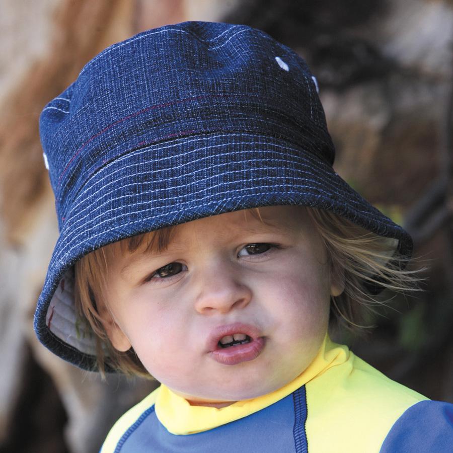 Sunglobe Sun Hat Children S Hat Reversible Cotton