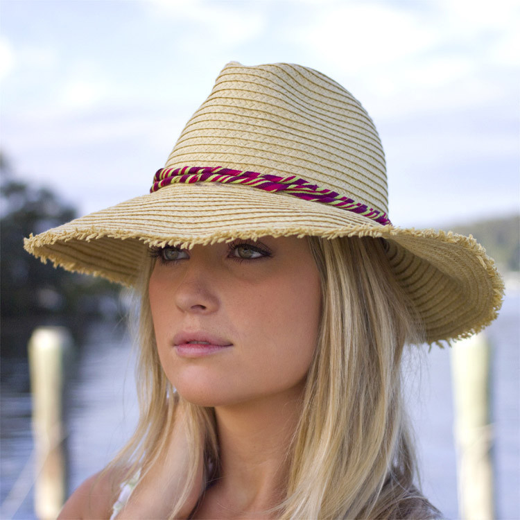 16de7b63 Sunglobe: Straw Hat straw hat UV cut women's hat – Beach look ladies ...