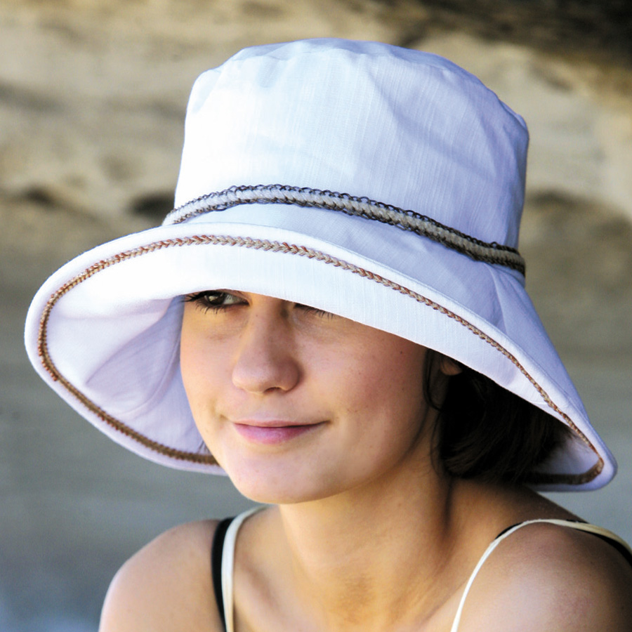Sun hat - Ladies hat - Lifestyle Hat UPF50+ EXCELLENT PROTECTION which  blocks  97.5% of the sun s UV radiations giving excellent protection ee05a223cca