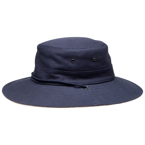 Sun hat - Mens hat - Cricket Style Hat Navy UPF50+ EXCELLENT PROTECTION  which blocks  97.5% of the sun s UV radiations giving excellent protection 66f1e969c82