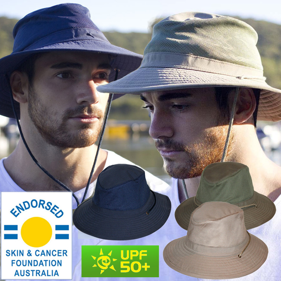 UV cut hat (for men) - men s hats Men s - クールカンフォート Hat bigger size  climbing trekking bike featured   UV (UV) best value UPF 50 + e0eed031a96