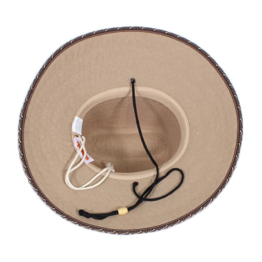 UV 切 (为人) 的帽子-男士帽子-男子秸秆冲浪帽子男士男士 * 紫外线 (UV) 最佳值边境巡逻队 50 +