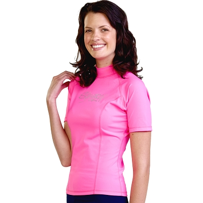 bce860428e Ladies Sun Protection Clothing and Swimwear - Ladies Surf Shirt S/S UPF50+  EXCELLENT PROTECTION