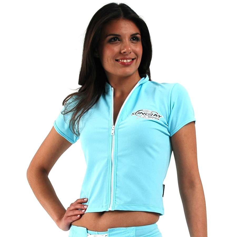 3144b7b8ba Ladies Sun Protection Clothing and Swimwear - Ladies Jacket S/S UPF50+  EXCELLENT PROTECTION which