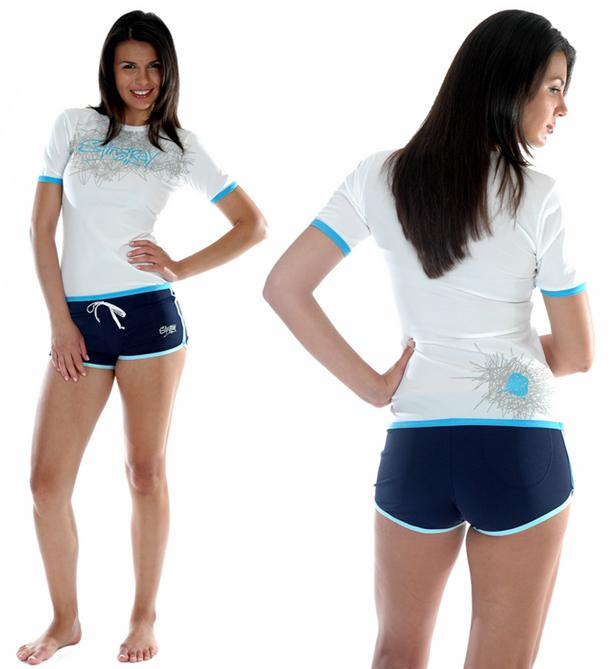 4d8ea1d11e Ladies Sun Protection Clothing and Swimwear - Ladies Surf Shirt S/S Sport  UPF50+ EXCELLENT