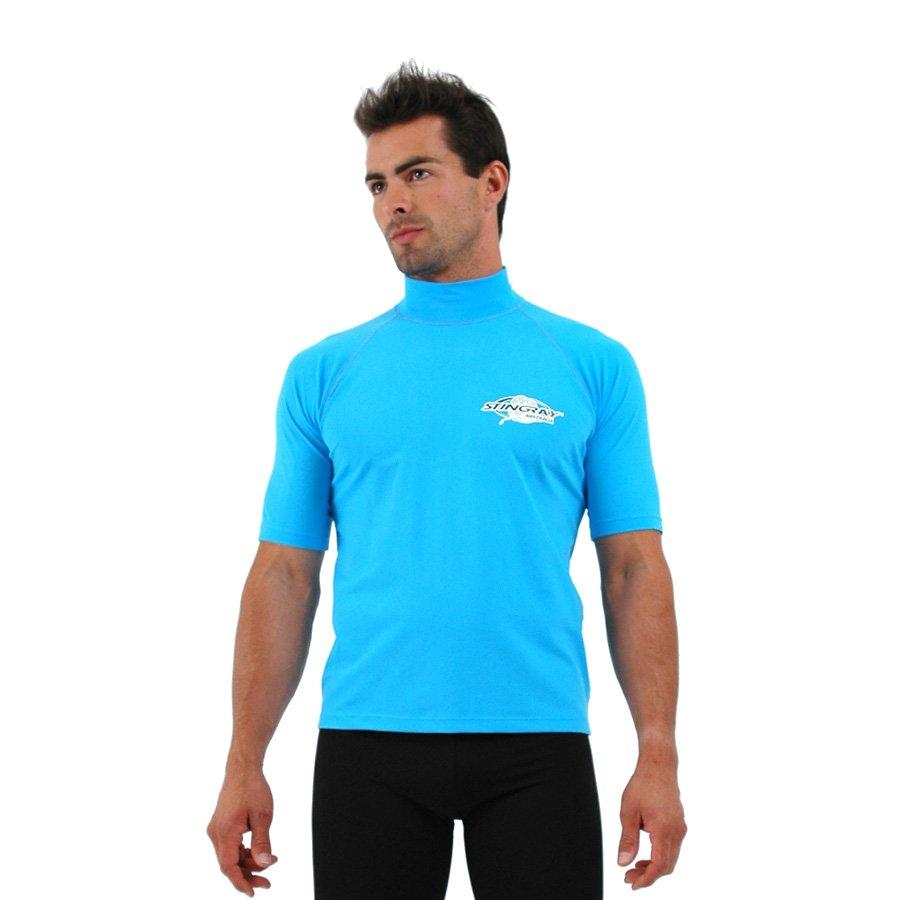 Sunglobe rakuten global market mens sun protection for Wearing t shirt in swimming pool