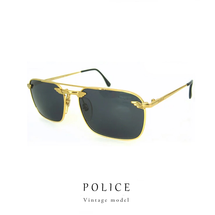 d7bc74fa3030 ポリス ヴィンテージ サングラス POLICE vivienne westwood 2147 (002 ...