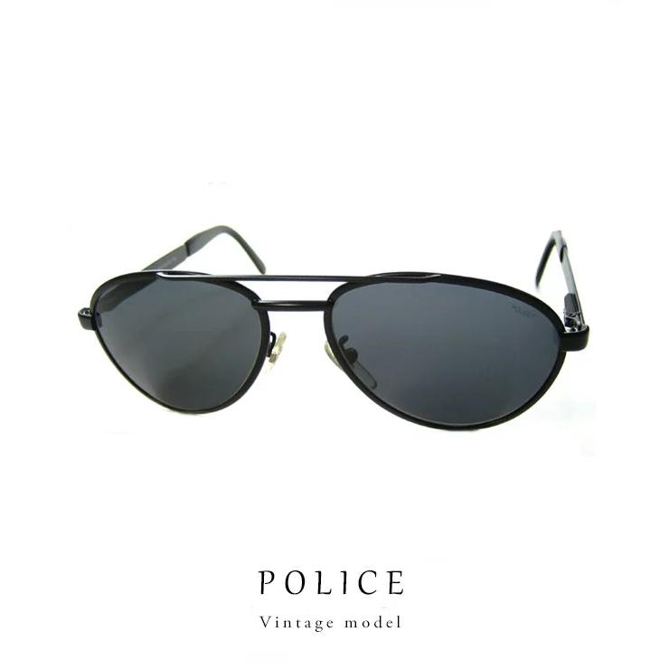 ポリス ヴィンテージ サングラス ( UVカット ) レトロ POLICE 2435(531) / 訳アリ / メンズ レディース 男性 女性