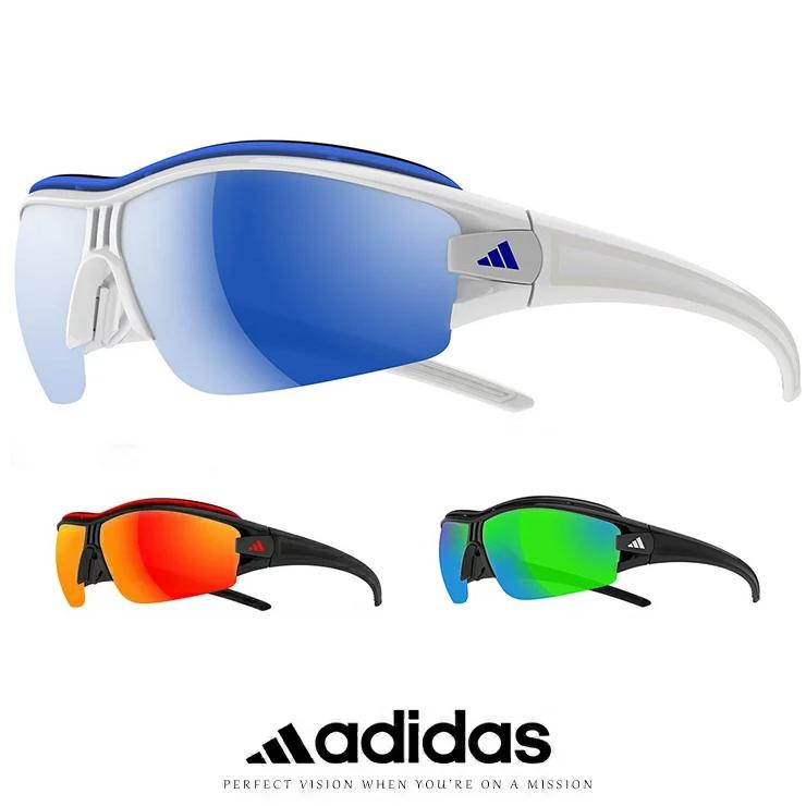 アディダス レディース スポーツサングラス Sサイズ [ adidas a198 EVIL EYE HALFRIM PRO S 6088 6089 6090 ] 自転車 登山 ランニング サングラス