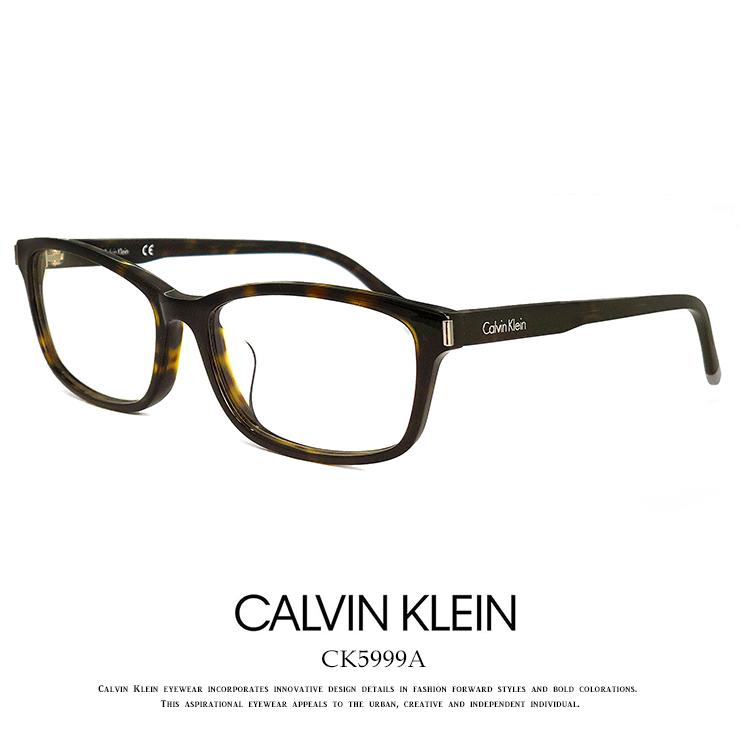カルバンクライン メガネ ck5999a-214 54mm calvin klein 眼鏡 メンズ [ 度付き,ダテ眼鏡,クリアサングラス,老眼鏡 として対応可能 ] Calvin Klein カルバン・クライン ウェリントン