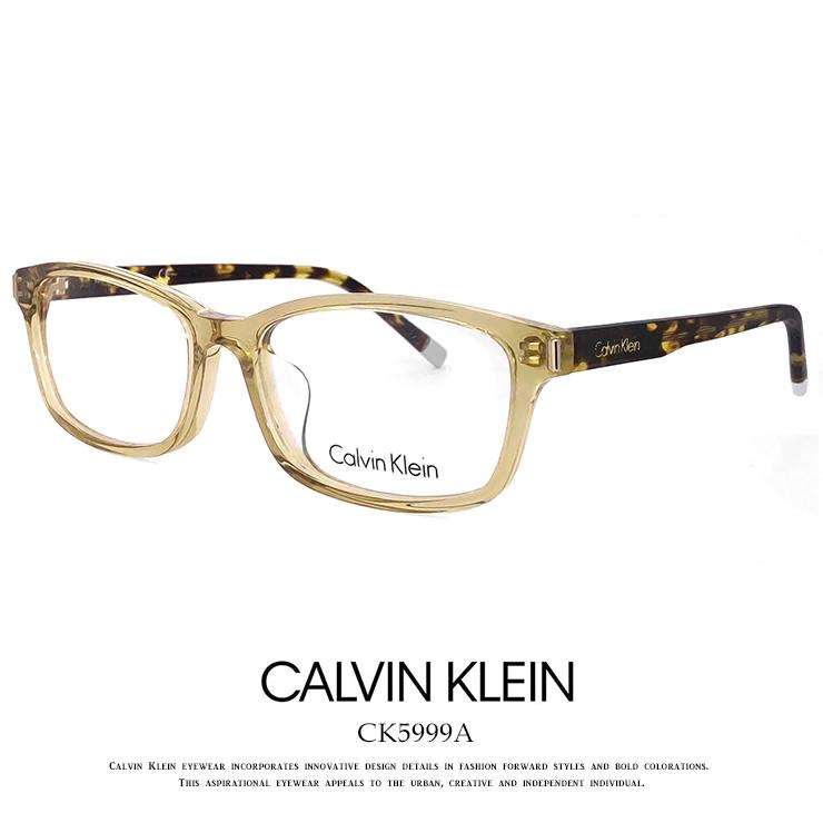 メンズ Sサイズ カルバンクライン メガネ ck5999a-625 calvin klein 眼鏡 メンズ [ 度付き,ダテ眼鏡,クリアサングラス,老眼鏡 として対応可能 ] Calvin Klein カルバン・クライン ウェリントン 中学生 ~ 小顔の男性