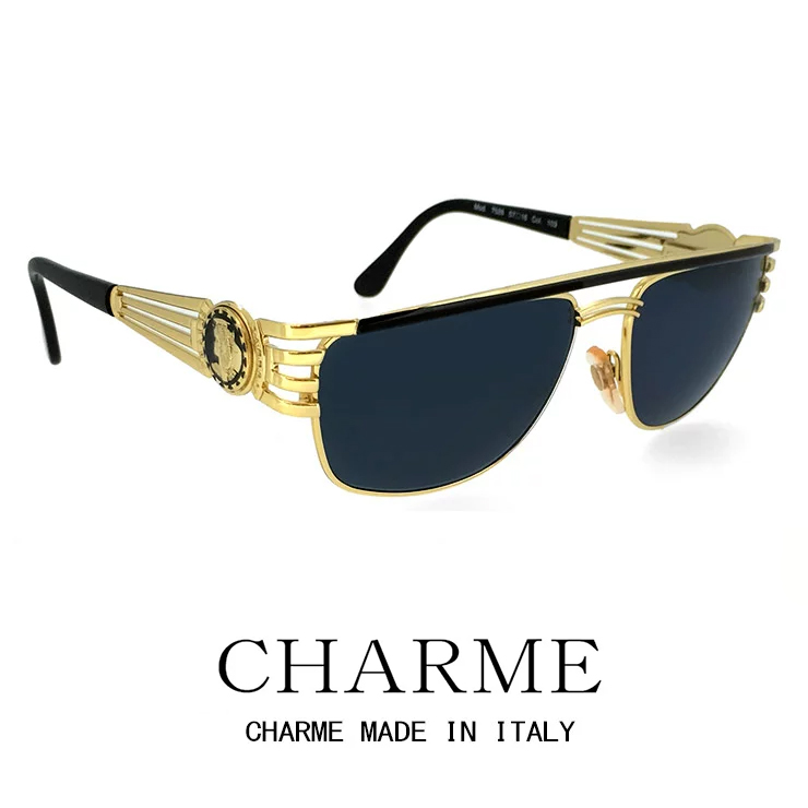 CHARME (シャルム) サングラス 7528-103 レトロ ヴィンテージ クラシック メンズ レディース