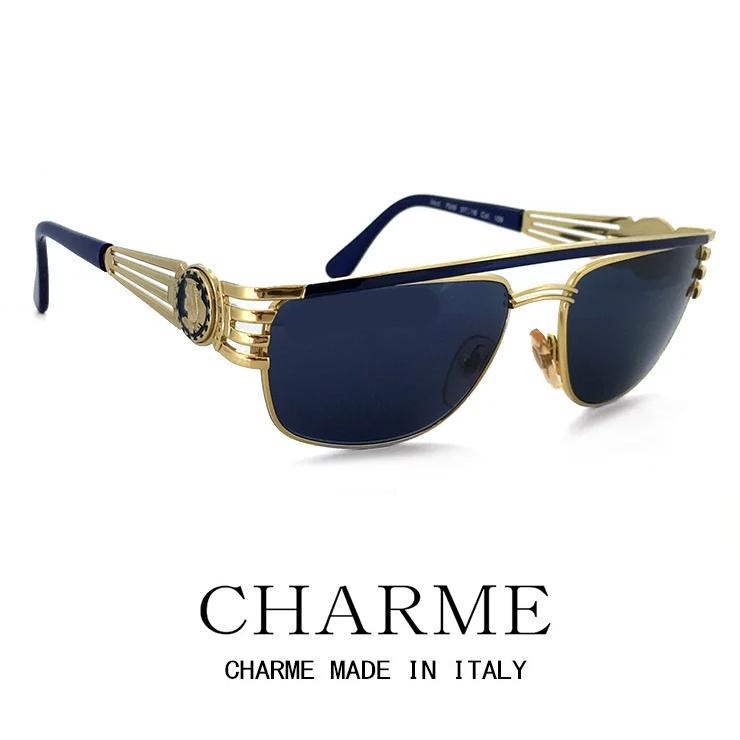 CHARME (シャルム) サングラス 7528-109 レトロ ヴィンテージ クラシック メンズ レディース