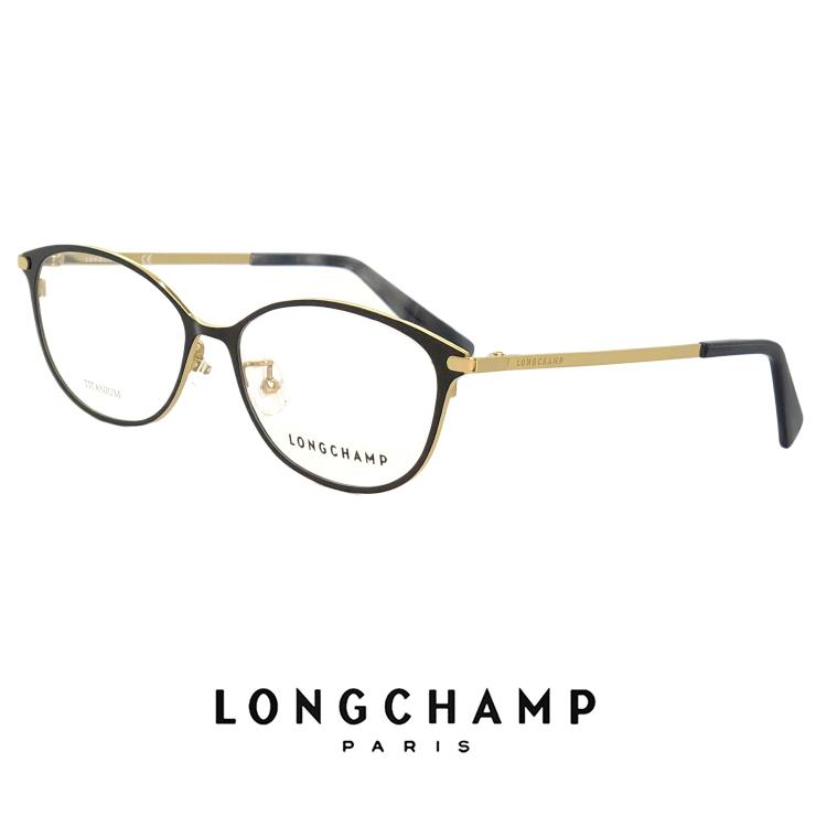 ロンシャン レディース メガネ lo2503j 722 longchamp 眼鏡 ジャパンフィットモデル [ 度付き,ダテ眼鏡,クリアサングラス,老眼鏡 として対応可能 ] メタル 軽量 オーバル キャットアイ