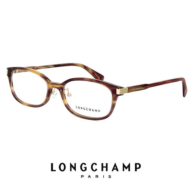 ロンシャン レディース メガネ lo2652j 211 longchamp 眼鏡 ジャパンフィットモデル [ 度付き,ダテ眼鏡,クリアサングラス,老眼鏡 として対応可能 ] ウェリントン型