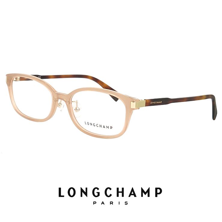 ロンシャン レディース メガネ lo2652j 272 longchamp 眼鏡 ジャパンフィットモデル [ 度付き,ダテ眼鏡,クリアサングラス,老眼鏡 として対応可能 ] ウェリントン型