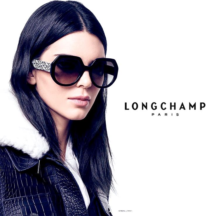 ロンシャン レディース サングラス lo655s 001 longchamp UVカット UV400