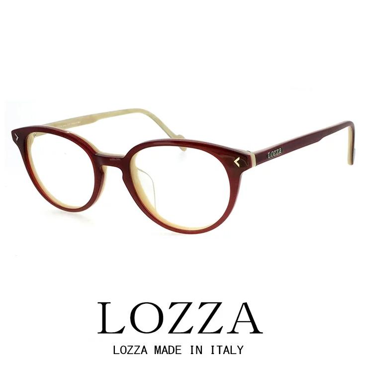 501caa06eb275f LOZZA ロッツァ メガネ vl1897g-09wj 眼鏡 Amadeo UVカット おしゃれ 人気 ボストン型