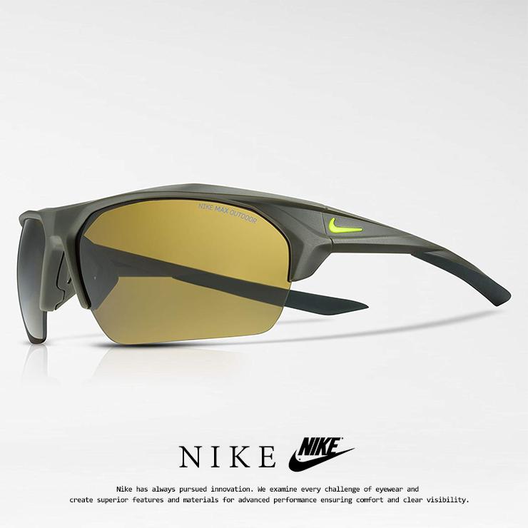 ナイキ サングラス EV1047 339 TERMINUS AF NIKE [ ランニング ゴルフ サイクリング にオススメ ] ev1047 ターミナス メンズ レディース アジアンフィット Asian Fit スポーツサングラス