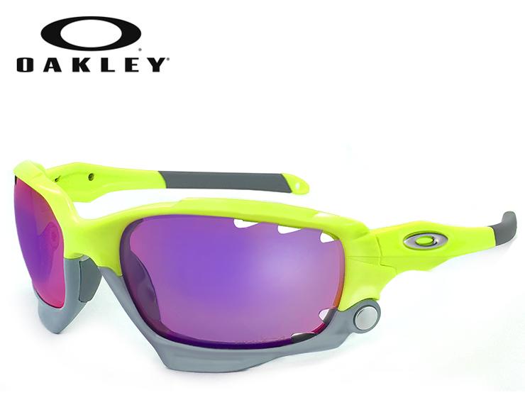 オークリー サングラス RACING JACKET oo9171-3962 OAKLEY スポーツサングラス レーシングジャケット マウンテンバイク 自転車 おすすめ [ PRIZM ROAD レンズ ] プリズムロード OO9171-39 スペアレンズ付き